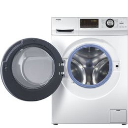 Haier HW90-B14636 9 kg 1400 Spin Washing Machine - White Reviews