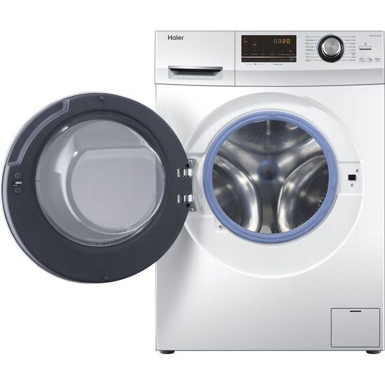 Haier HW90-B14636 9 kg 1400 Spin Washing Machine - White