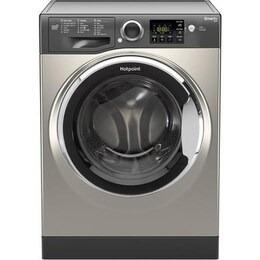 Hotpoint RSG845JGX 8kg 1400rpm Freestanding Washing Machine Reviews