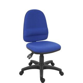 Teknik 2900BL Ergo Fabric Tilting Operator Chair - Blue Reviews