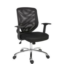 Teknik Nova Mesh Tilting Executive Chair - Black Reviews