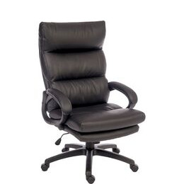 Teknik Luxe 6913 Reclining Executive Chair - Black