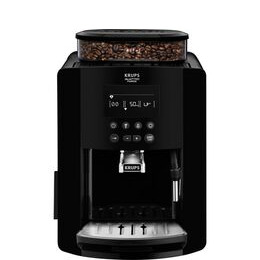 KRUPS Arabica Digital EA817040 Bean to Cup Coffee Machine - Black Reviews