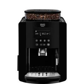 KRUPS Arabica Digital EA817040 Bean to Cup Coffee Machine - Black Reviews