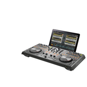 Photo of Pioneer DDJ-T1 Turntables and Mixing Deck