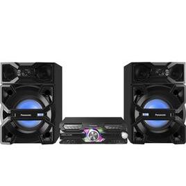 Panasonic SC-MAX3500EK Bluetooth Megasound Party Hi-Fi System - Black Reviews