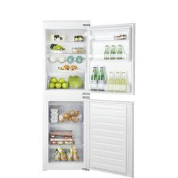 Hotpoint Aquarius HMCB 50501 AA Integrated 50/50 Fridge Freezer
