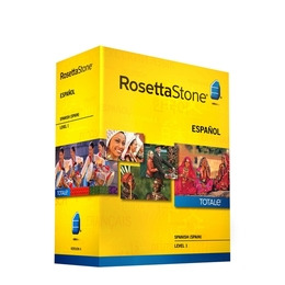 Rosetta Stone TOTALe: Spanish Version 4 Level 1 Reviews