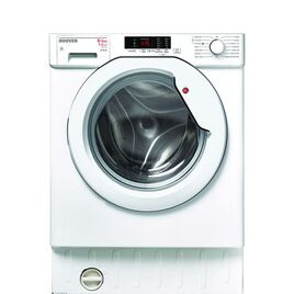 Hoover HBWD 8514S-80 Integrated 8 kg Washer Dryer Reviews