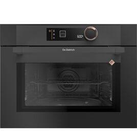 DE DIETRICH DKC7340A Built-in Combination Microwave - Black Reviews