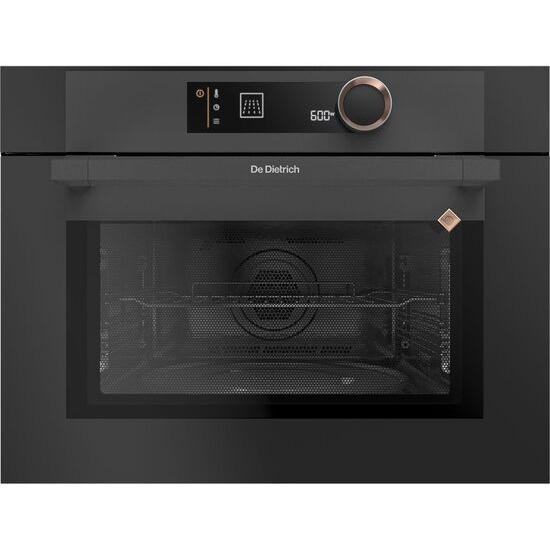 DE DIETRICH DKC7340A Built-in Combination Microwave - Black