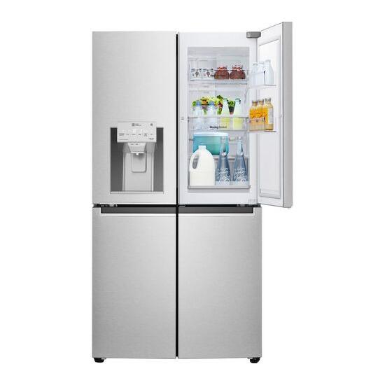 LG GMJ936NSHV Smart Fridge Freezer - Steel
