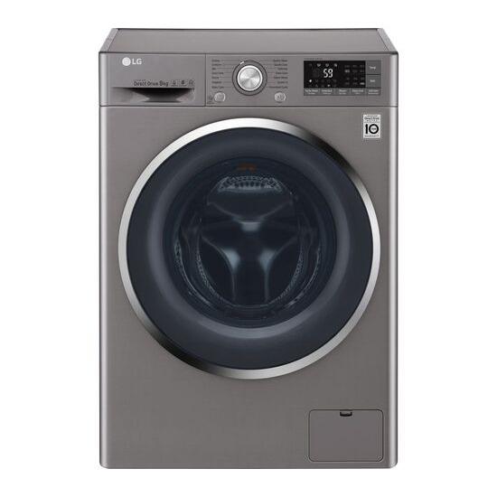 LG FH4U2VCN8 Smart 9 kg 1400 Spin Washing Machine
