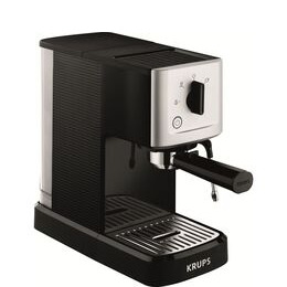 KRUPS Calvi Espresso XP344040 Coffee Machine - Black & Stainless Steel Reviews