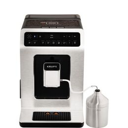 KRUPS Evidence EA893D40 Smart Bean to Cup Coffee Machine - White Reviews