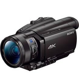 Sony FDR-AX700 4K Ultra HD Camcorder - Black