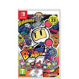 Nintendo Switch Super Bomberman R Shiny Edition