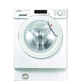Hoover HBWM 814S-80 Integrated 8 kg 1400 Spin Washing Machine Reviews