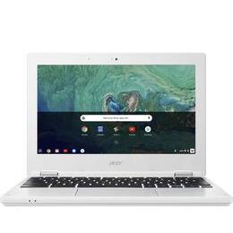 """Acer CB3-132 11 11.6"""" Intel Celeron Chromebook - 16 GB eMMC, White Reviews"""