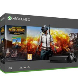 Microsoft Xbox One X with PlayerUnknown's Battlegrounds Reviews