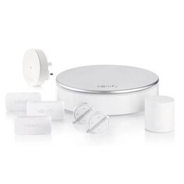 Somfy 2401497A Home Plug and Play Alarm with Smart Connectivity - White