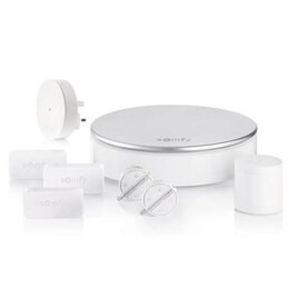 Somfy 2401497A Home Plug and Play Alarm with Smart Connectivity - White Reviews