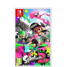 Nintendo Switch Splatoon 2 Reviews