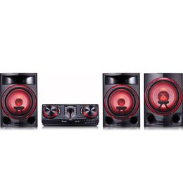 LG CJ88 Bluetooth Megasound Party Hi-Fi System - Black Reviews