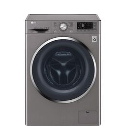 LG FH4U2JCN8 Smart 10 kg 1400 Spin Washing Machine Reviews