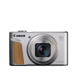 Canon Powershot SX740 HS Silver Reviews