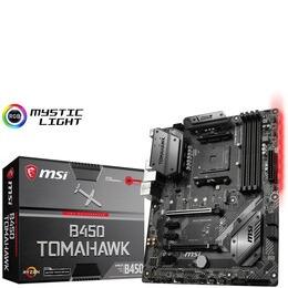 MSI B450 TOMAHAWK AM4 Motherboard Reviews