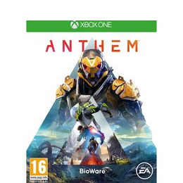 XBOX ONE Anthem Reviews