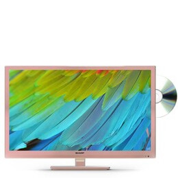 Sharp LC-24DHF4011KR 24 Inch HD Ready LED TV/DVD Combi