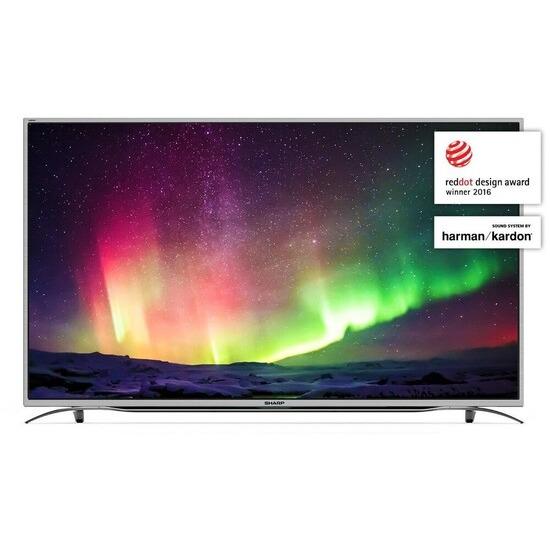Sharp LC-49CUG8362KS 4K Ultra HD Smart LED TV