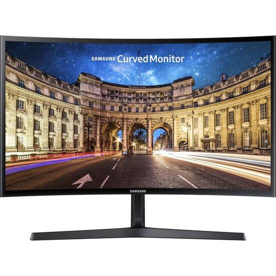 Samsung C27F398 Full HD 27 Curved LED Monitor - Black