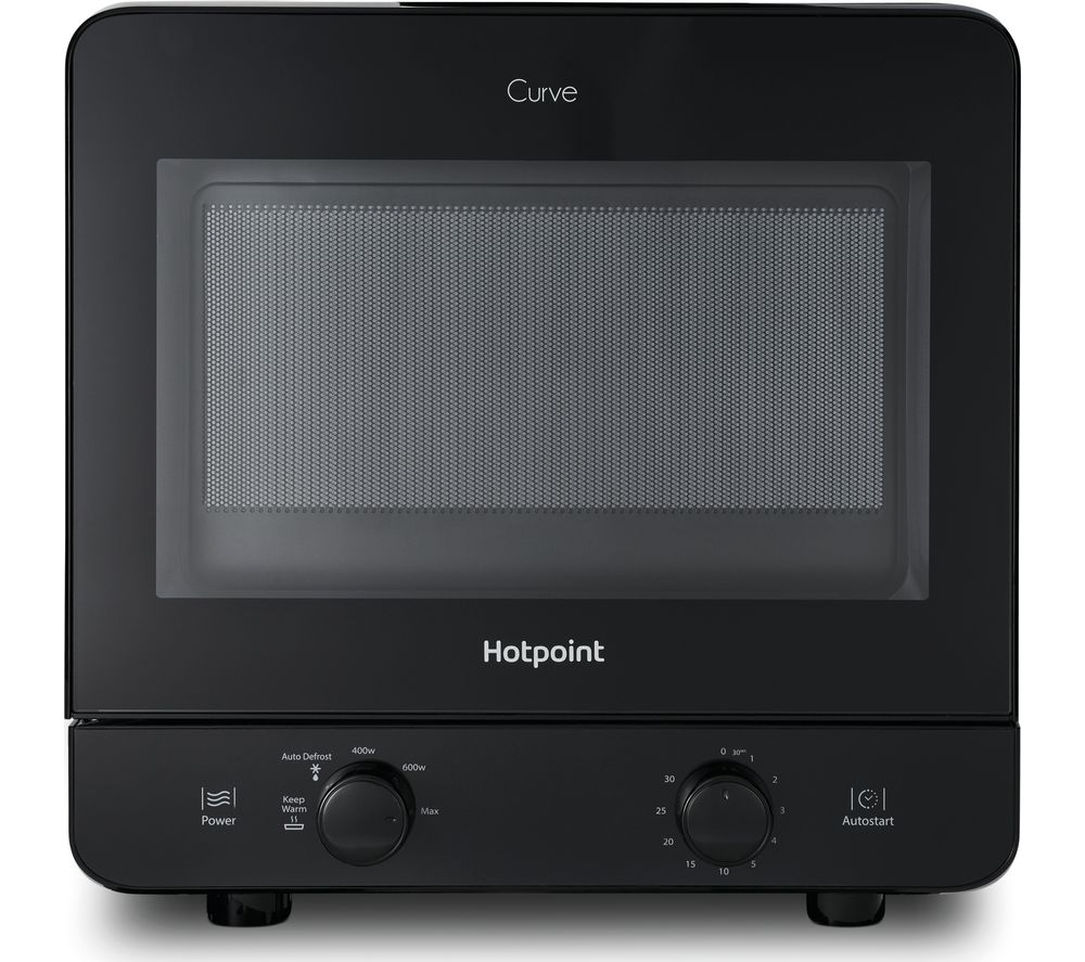 Hotpoint MWH 1311 B Solo Microwave - Black Reviews - Compare