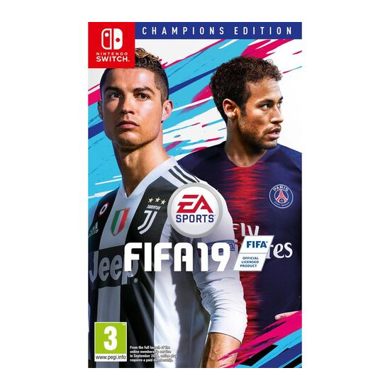 Nintendo FIFA 19: Champions Edition