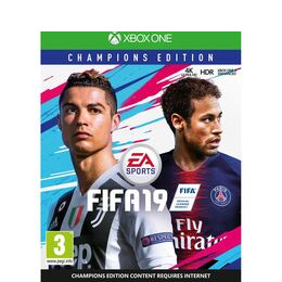 XBOX ONE FIFA 19: Champions Edition Reviews