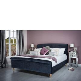 Cadot Zafia Midnight Fabric Bed