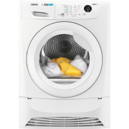Zanussi ZDC8203WZanussi Z 8 kg Condenser Tumble Dryer - White Reviews