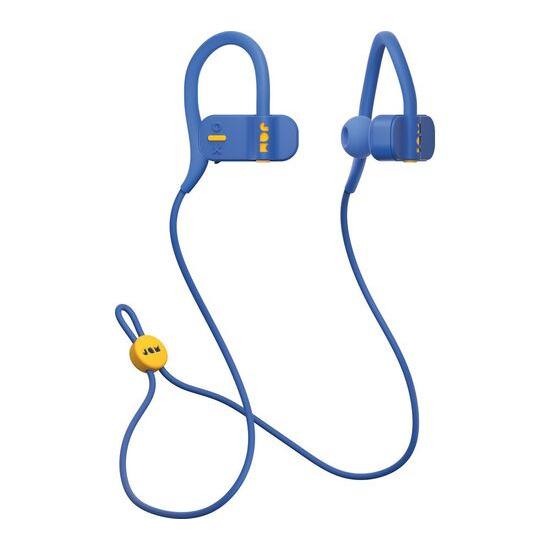 JAM Live Fast HX-EP404BL Wireless Bluetooth Headphones - Blue