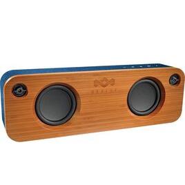 House of Marley Get Together EM-JA006-DN Portable Bluetooth Speaker - Blue