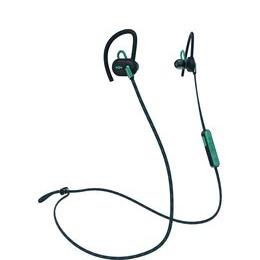 House of Marley Uprise EM-FE063-TE Wireless Bluetooth Headphones - Teal