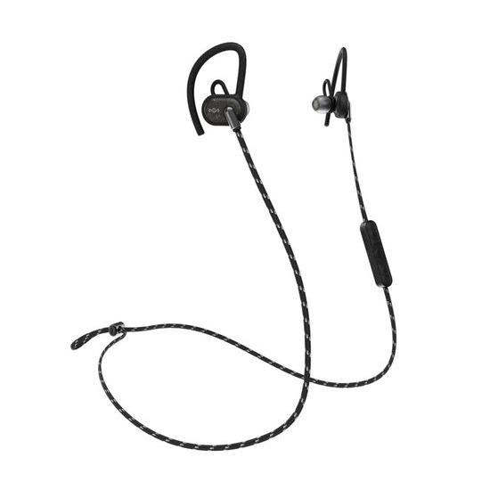 House of Marley Uprise EM-FE063-BK Wireless Bluetooth Headphones - Black