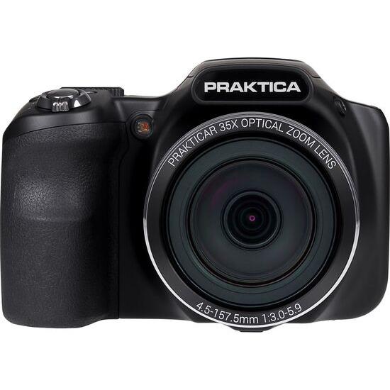PRAKTICA Luxmedia Z35-BK Bridge Camera - Black