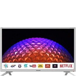 Sharp LC-32HI5232KFW 32 Inch Smart HD Ready LED TV Reviews