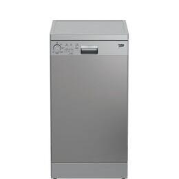 Beko DFS05X11W Slimline Dishwasher - White Reviews