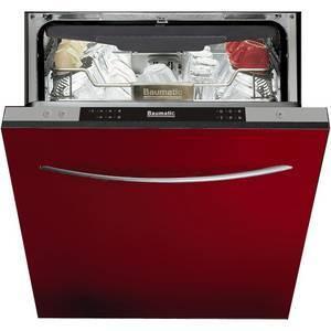 Photo of Baumatic BDWI640 Dishwasher