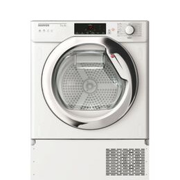 Hoover HBTDW H7A1TCE-80 Smart Integrated 7 kg Heat Pump Tumble Dryer Reviews