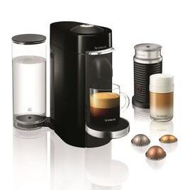 Magimix 11387 Vertuo Plus Coffee Machine with Aeroccino - Piano Black Reviews